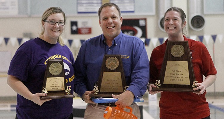 Photo for Boswell Swim Team Collects TWO 2nd Place Trophies At District Meet