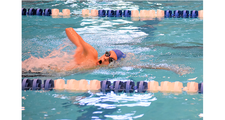 Photo for The Boswell Swim Team Shows Up Big At The Cougar Classic